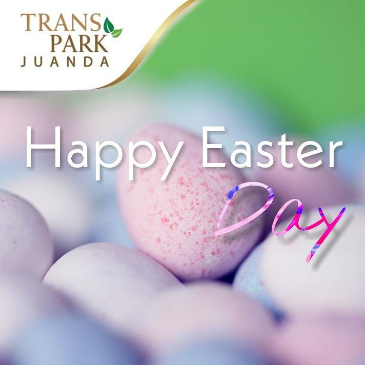 Transpark Official Happy Easter Day