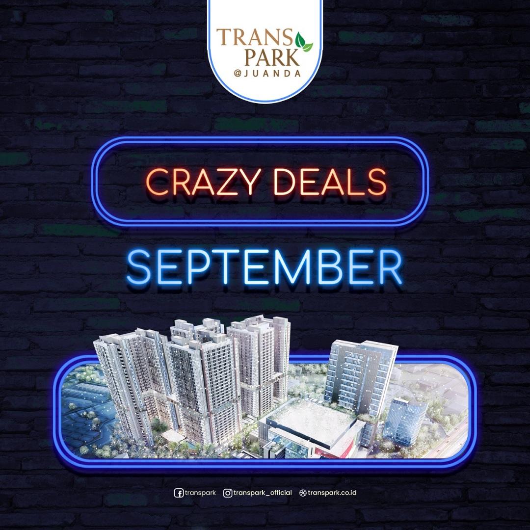 Transpark Official – Promo Crazy Deal September