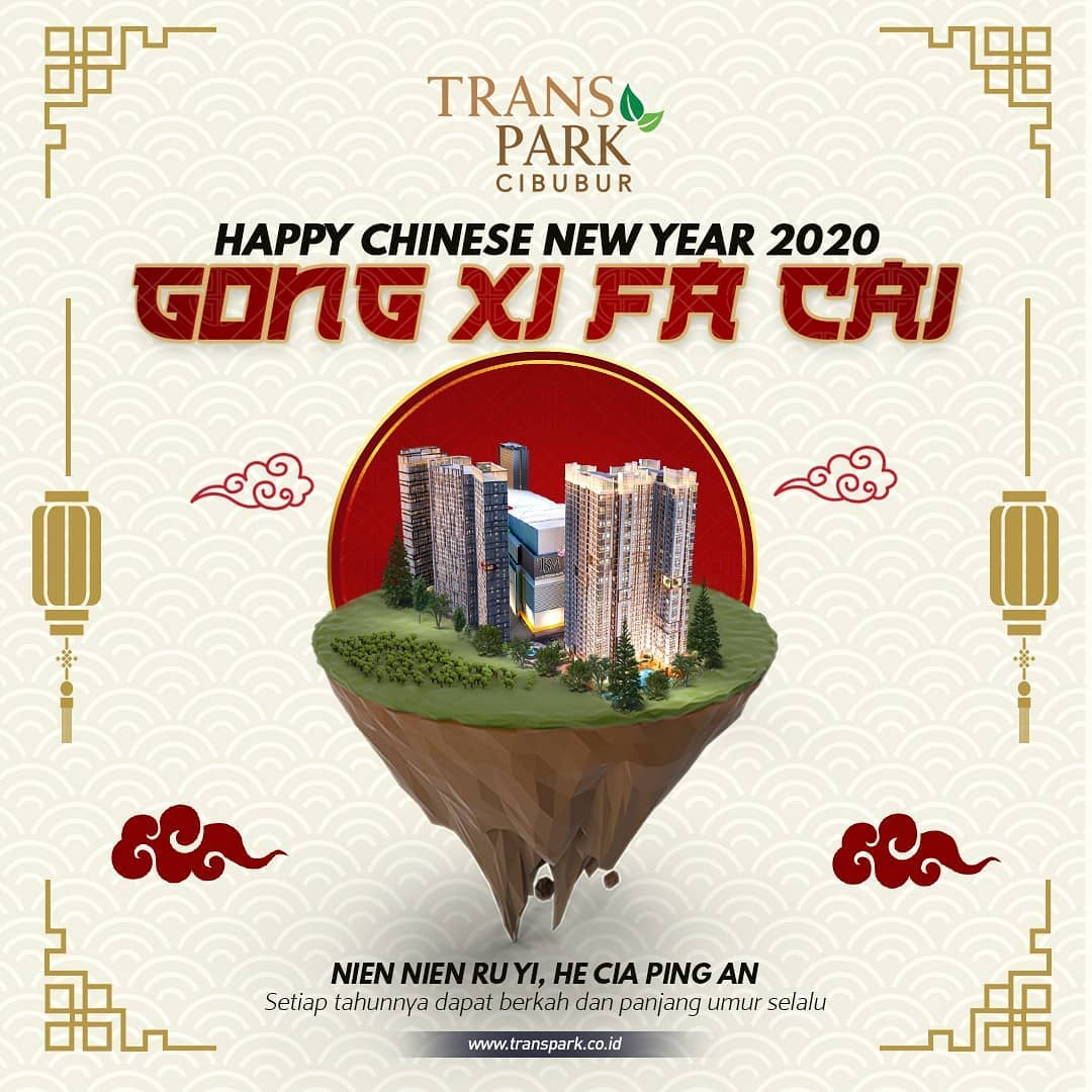 Happy Chinese New Year 25 Januari 2020